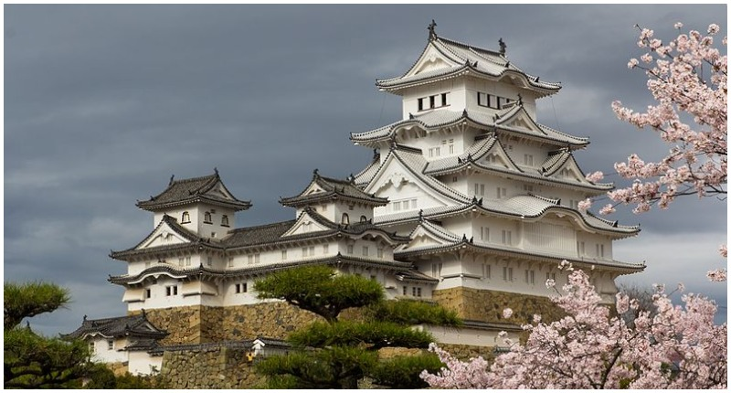 Himeji – Japan's Most Beautiful Haunted Castle