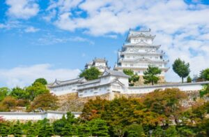 Himeji, Japan – October 24th, 2014: