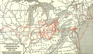The Underground Railroad began to take shape toward the early 18th Century, providing safe routes and aid for escaped slaves.