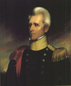 Andrew Jackson led an invasion of Florida during the First Seminole War.