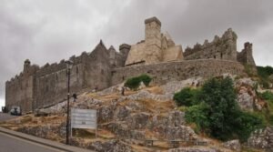 Rock of Cashel different view