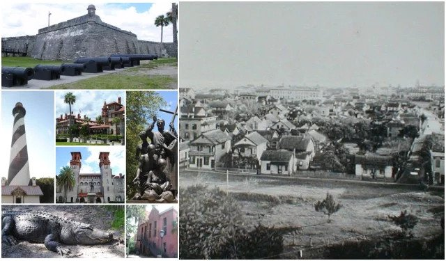The Oldest City in the United States
