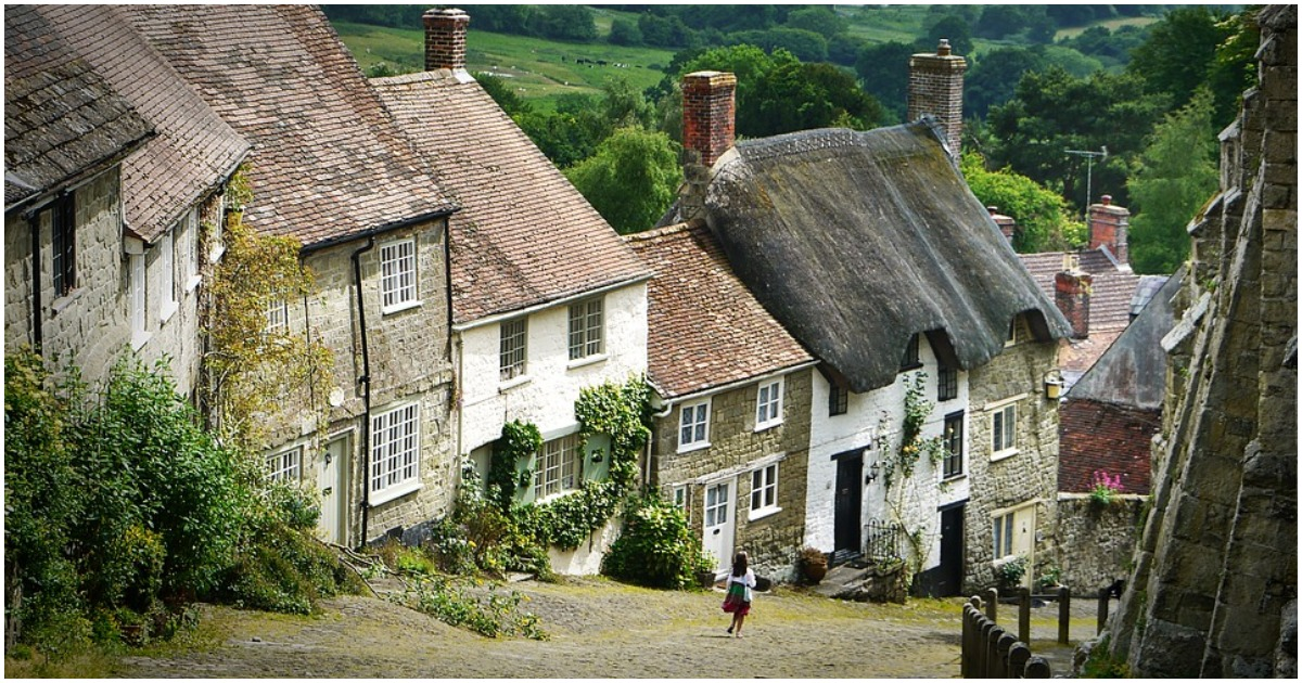 Prettiest English Towns to Visit Around London