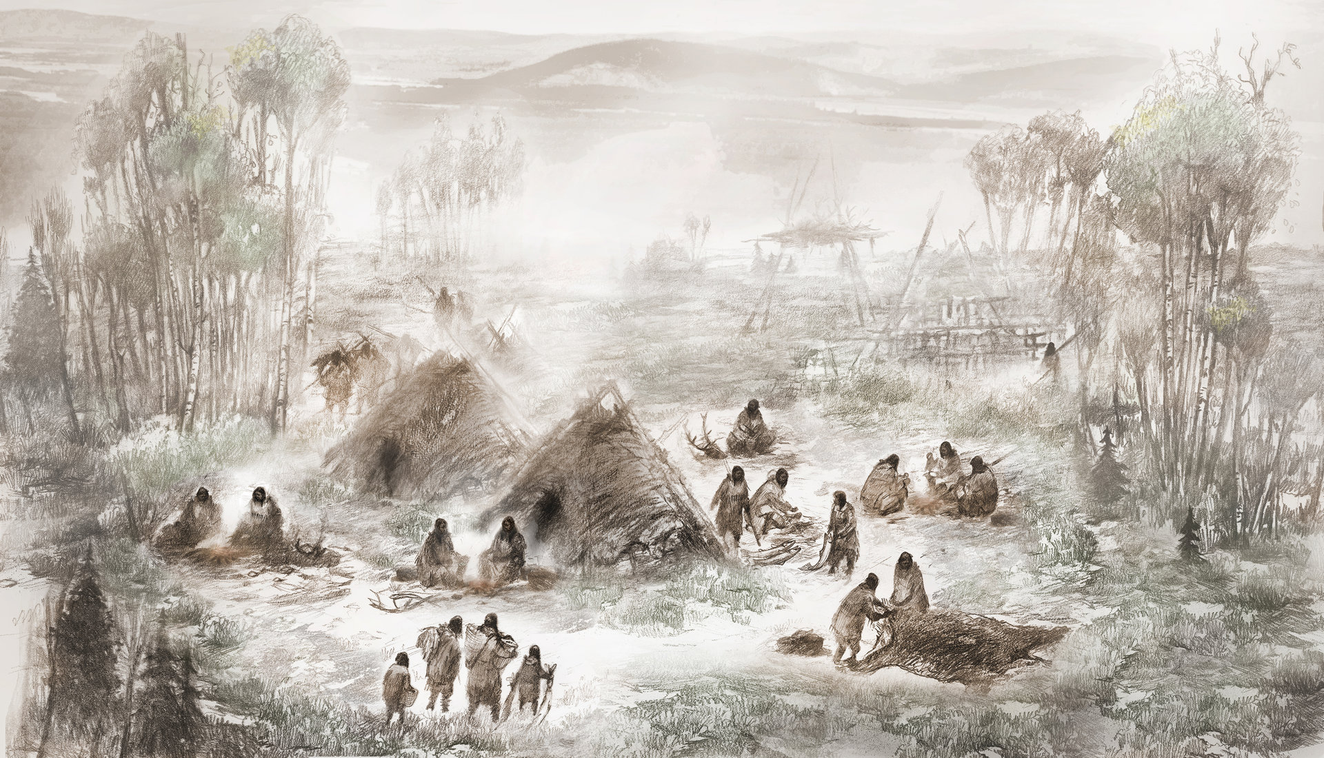 A Previously Unknown Group of Ancient Native Americans Was Just Revealed