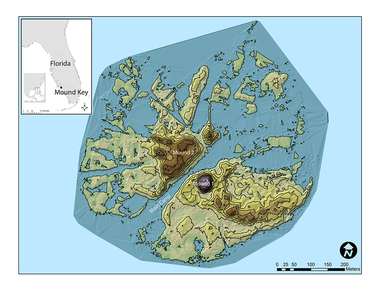 Archaeologists verify Florida's Mound Key as location of elusive Spanish fort