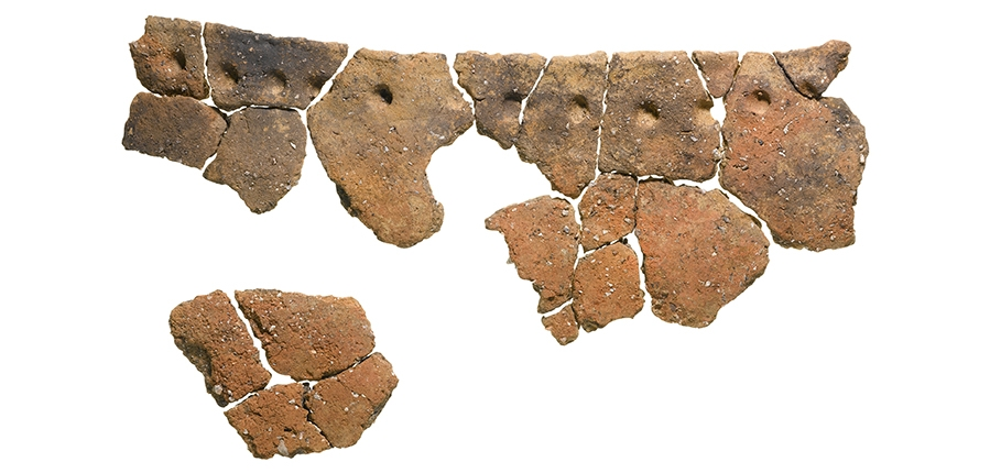 Largest group of Early Neolithic pottery ever found in London dated using new technique