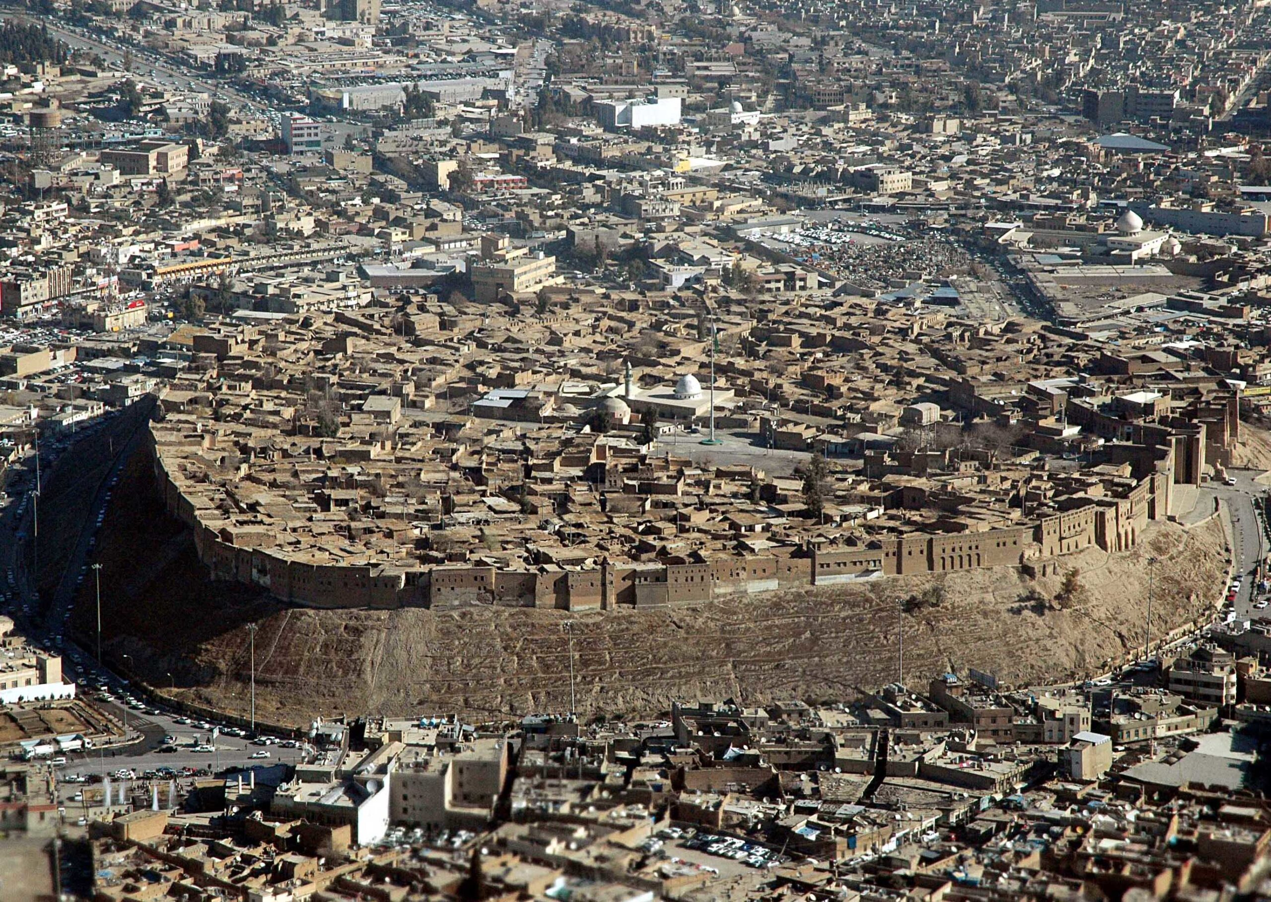 Erbil: One of the oldest towns in the world