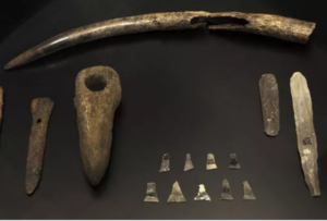 Neolithic era: Some stone tools that our human ancestors used in everyday life