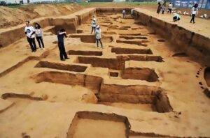 Archaeologists believe that people who inhabited the region around Shandong were among the tallest in China.
