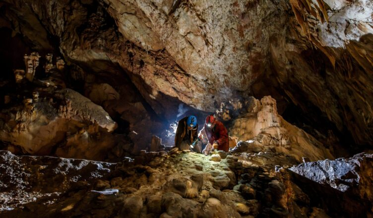 Archaeologists found millennia-old treasures in Baradla cave