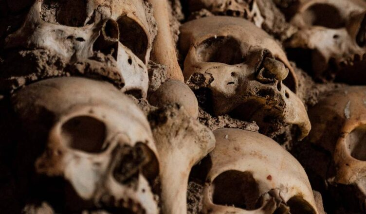 Discovery of ancient skeletons sheds light on mystery of when people started eating maize