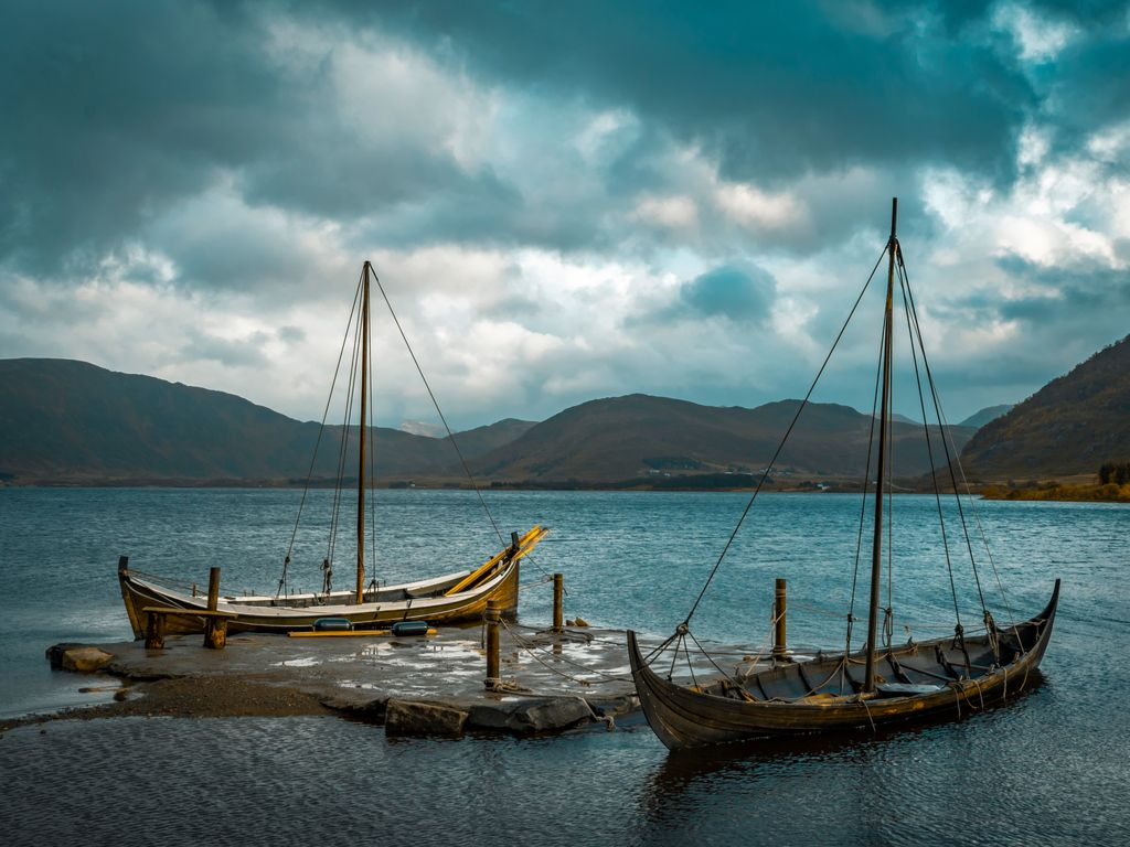 Mysterious Viking boat graves unearthed in central Norway
