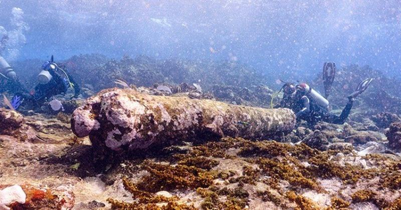 Archaeologists Discover 200-year-old Shipwreck in Mexico's Caribbean