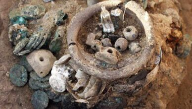 2,000-Year-Old Treasure Discovered In Black Sea Fortress