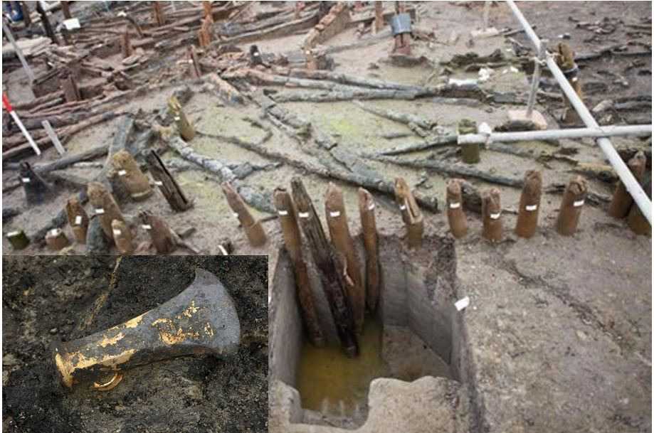 Burned 3,000-Year-Old Settlement Frozen in Time May Have Been Torched by Raiding Party