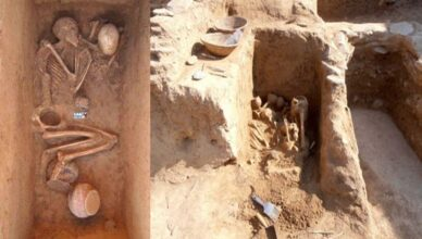 3,000-year-old pre-Buddhist era cemetery Discovered in Pakistan's Swat region