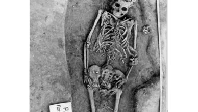 A 7,700-Year-Old Case of Death During Childbirth in Siberia
