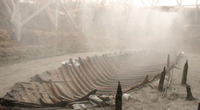 Nearly 40 Byzantine Shipwrecks Were Unearthed in Turkey