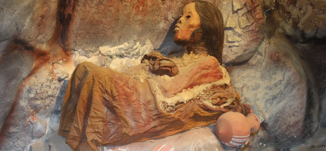 Mummy Juanita: The Sacrifice of the Inca Ice Maiden