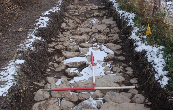 Archaeologists discover 'lost' medieval village in Scottish Borders