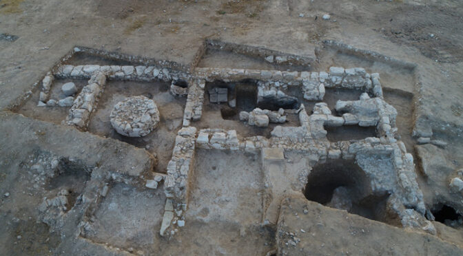 1,200-Year-Old Soap Factory Unearthed in Negev Desert