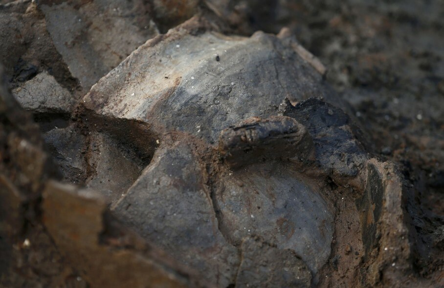 A Bronze Age fire yields unparalleled artifacts, preserved for 3000 years