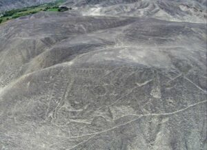 Until the restoration this year, time and erosion had almost obliterated the ancient orca geoglyph to untrained eyes.