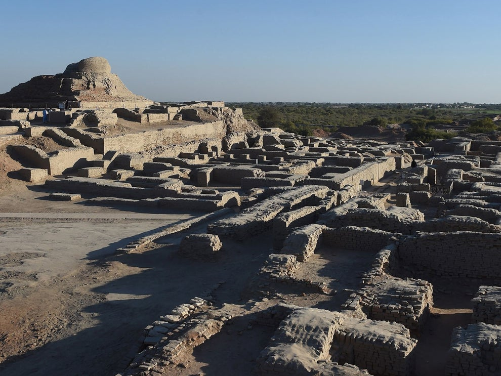 Archaeologist left baffled over lost ancient city Mohenjo Daro in Pakistan
