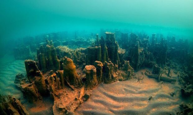 3,000-year-old underwater Armenian castle discovered in Turkey's largest lake