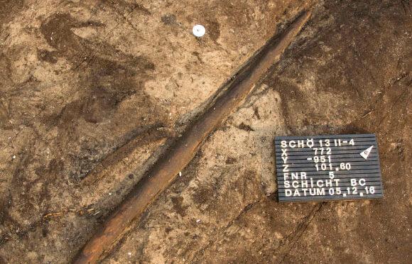 300,000-Year-Old 'Killing Stick' Sheds Light on Evolution of Hunting
