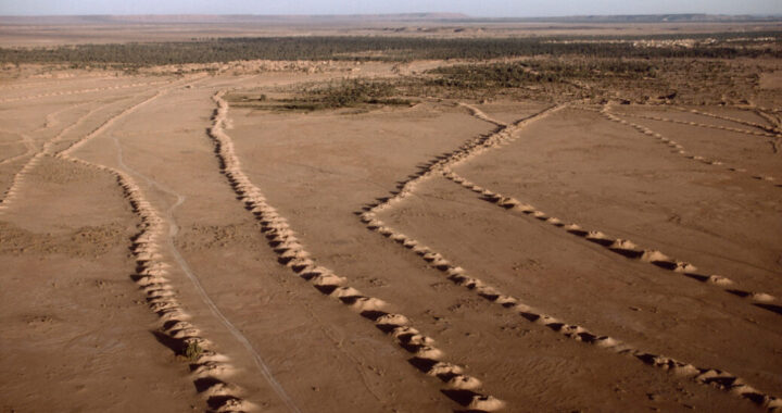 Ancient 3,000-Year-Old Underground Irrigation Canals Invented By People Of Persia