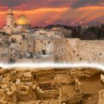 Vast 9,000-year-old 'metropolis' discovered buried near Jerusalem