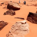 Looters destroy 2,000-year-old Sudan archaeological site in search for gold
