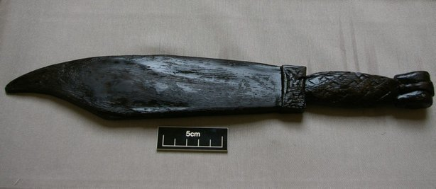 Extraordinary 1,000-Year-Old Viking Sword Discovered In Cork, Ireland