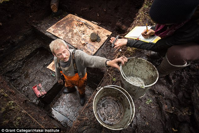 14,000-year-old village found in British Columbia, Canada