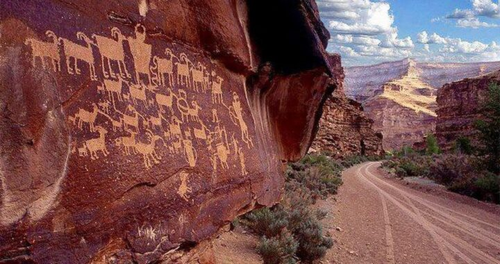 The Nine Mile Canyon: The World's Longest and Oldest 'Art Gallery'