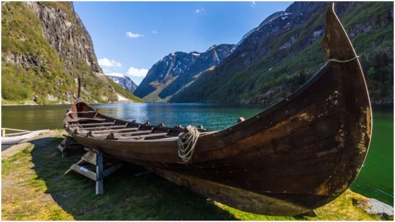 A 1,000-Year-Old Viking Ship Burial Was Discovered Underneath a Norwegian Farm