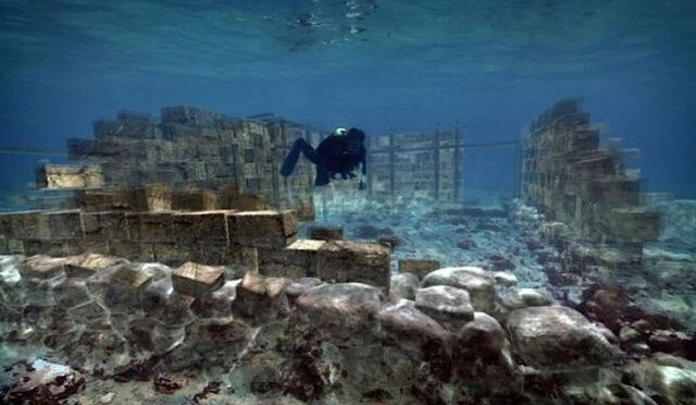 """Pavlopetri"" The Oldest Submerged Town In The World"
