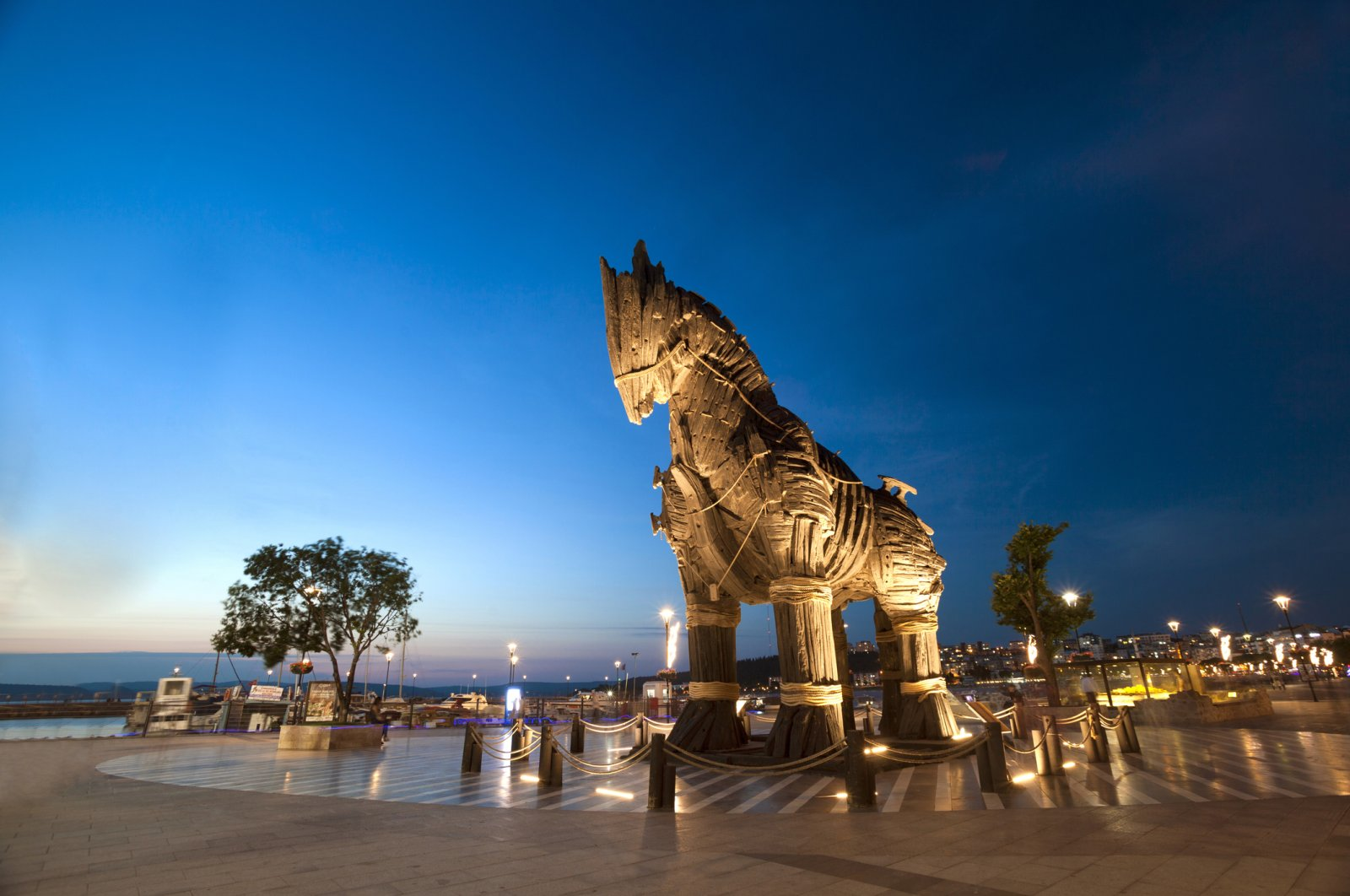 World heritage in Turkey: Troy, the ancient land of war, myth and legend