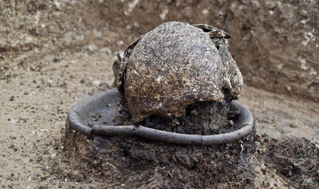 Bizarre Burials Uncovered in Ancient Georgia Cemetery Include Headless Skeletons and Decapitated Skull on a Plate