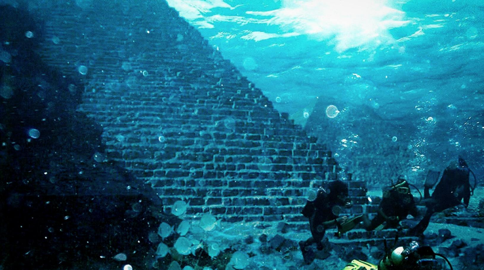 Immense Underwater Pyramid In Portugal Could Be The Missing Link Of Atlantis