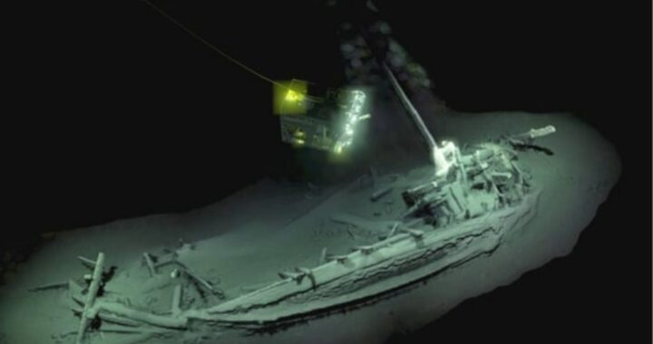 2,400-Year-Old 'Odysseus' Greek Vessel Discovered Intact at the Bottom of the Black Sea