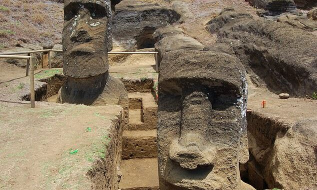 Mystery of Easter Island's 'Moai' unraveled by new discovery