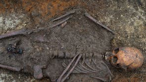 Research uncovers how Christianity changed Anglo-Saxon burial practices