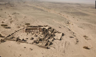 Byzantine Monastery Discovered In Northern Sudan