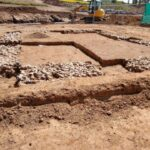 Ancient Roman Temple Unearthed Below Kent Building Site