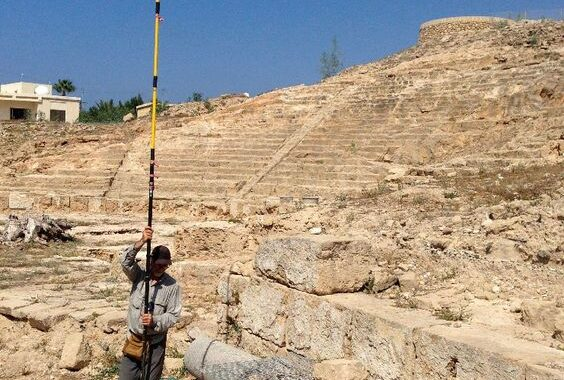 Archaeologists uncover 2,300-year-old theatre in Cyprus