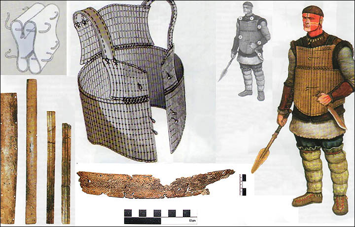 'Elite warrior' armour which could date back 3,900 years found in Siberia