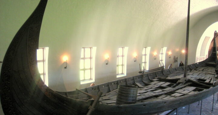 Early Viking Boat Grave Discovered in Norway