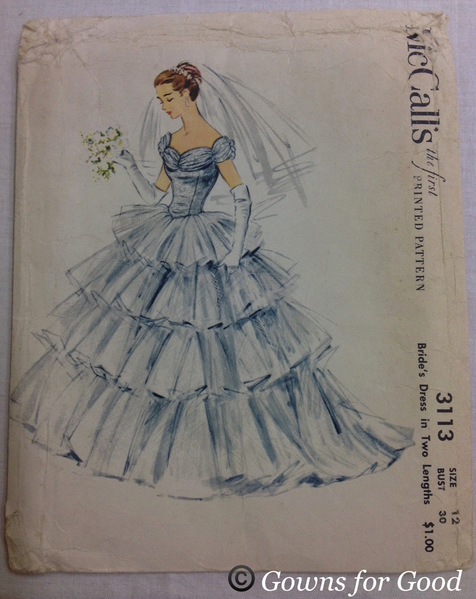 1954 McCall's pattern